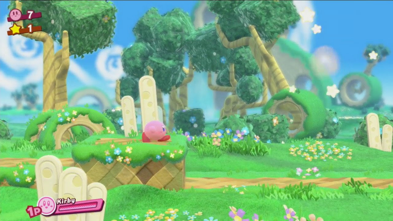 New Kirby game simply titled 'Kirby' coming in 2018 screenshot