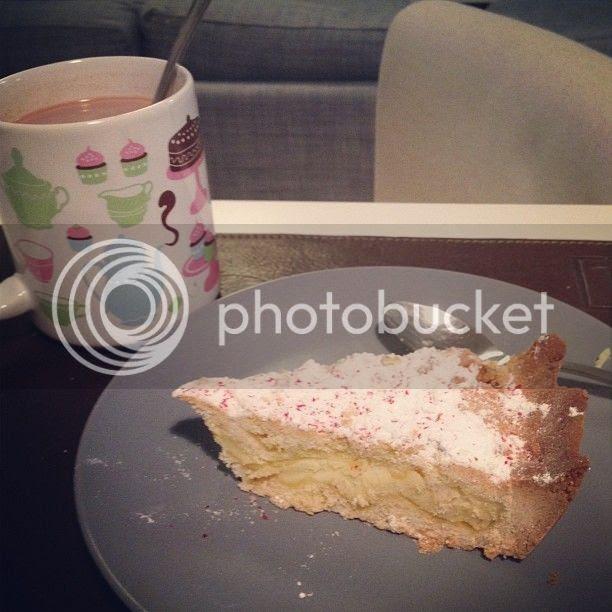 fashion blogger Linz Austria food recipe blogger argentina receta tarta de ricota ricotta cake