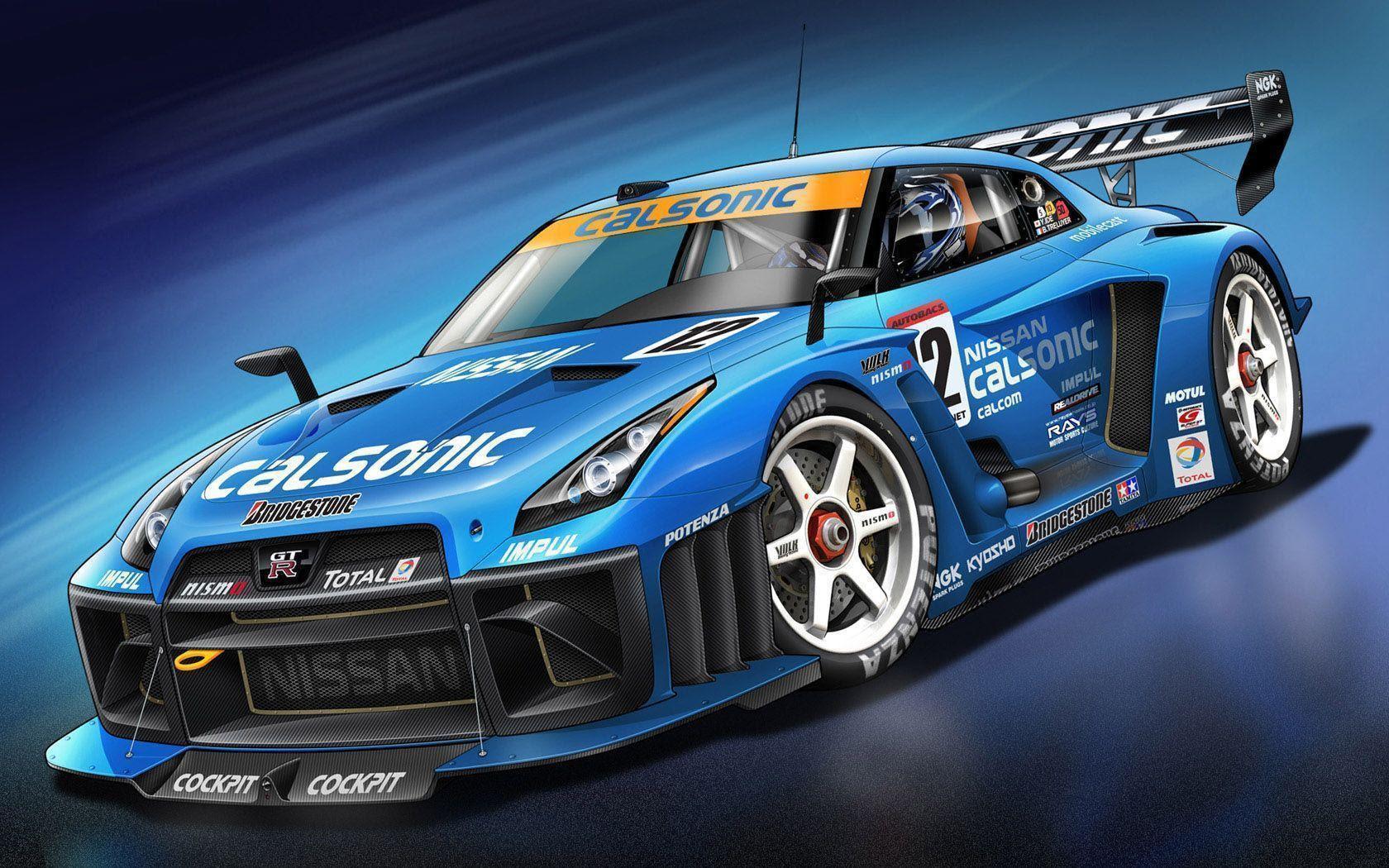 Racing Car Wallpapers - Wallpaper Cave