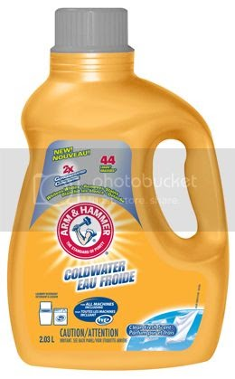 Geeky Girl Reviews Arm Amp Hammer 174 Cold Water Liquid