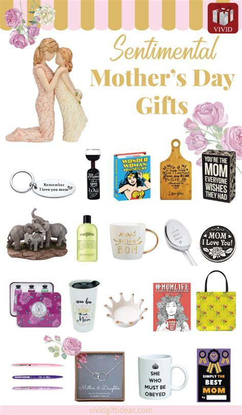 20  Sentimental Mothers Day Gift Ideas   Vivid's Gift Ideas