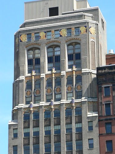 Art Deco Buildings Home Savings Bank Albany