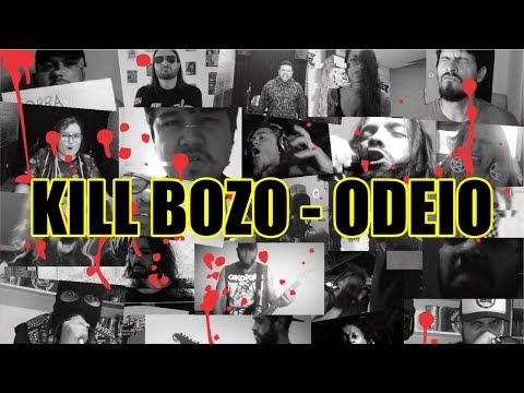 """Kill Bozo lança single e videoclipe """"Odeio"""",  antecedendo álbum que será lançado semana que vem; Confira aqui!!"""