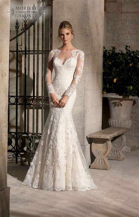 Mori lee 2725 wedding dress   Catrinas Bridal