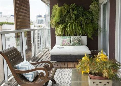 comment amenager son balcon lorsquil nest pas tres grand