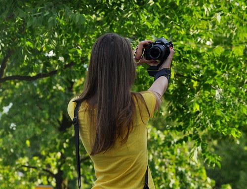 Nikon - Selbstportrait