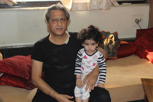 My Photo Shooting Grand Daughter Nerjis Asif Shakir by firoze shakir photographerno1