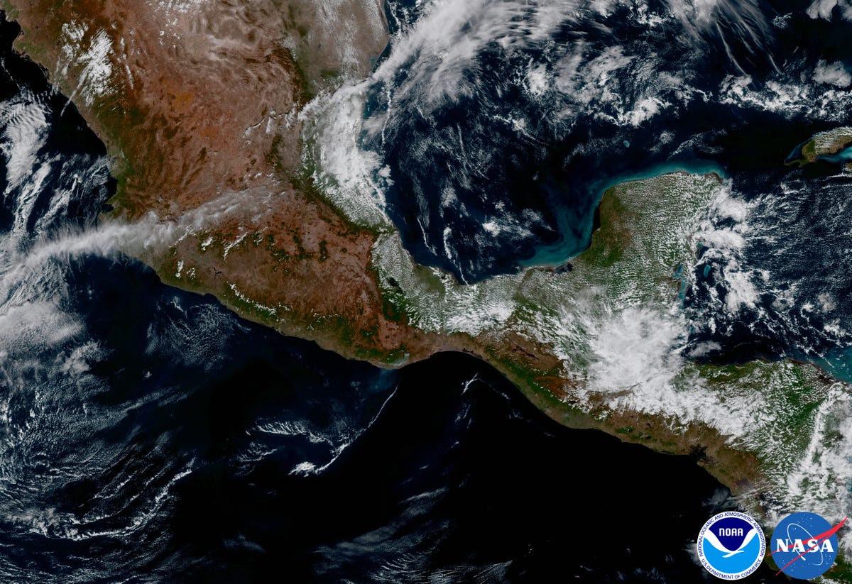 Central America's Yucatan Peninsula.