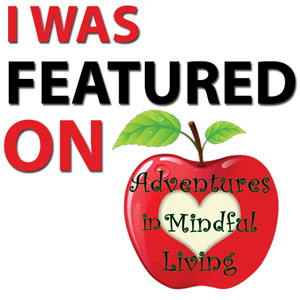 I Was Featured On Adventures In Mindful Living