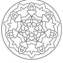 Dibujos Para Colorear Mandala Flores Y Corazones Eshellokidscom