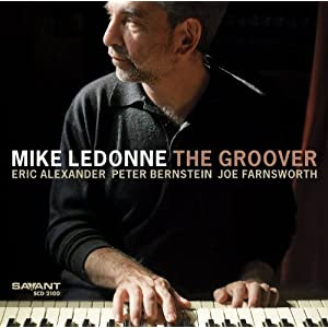Mike LeDonne Groover cover