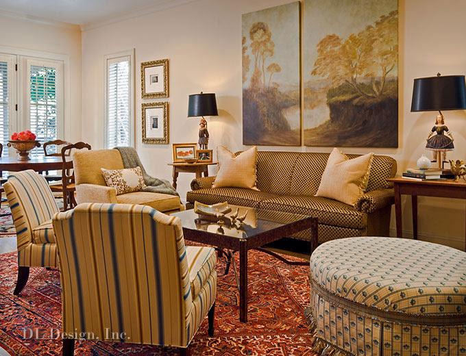 Charlotte Interior Designers | Traditional & Contemporary | DL