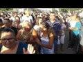 [Vídeo] Multidão acompanha sepultamento do ex-prefeito Gemires Faustino