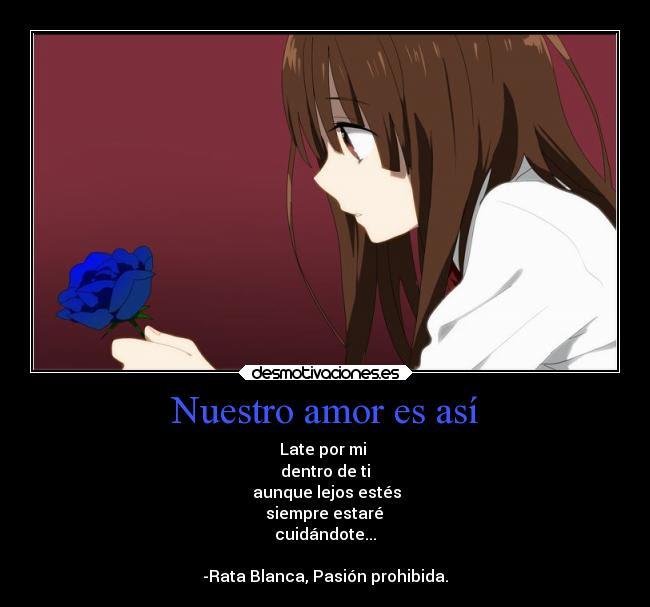 Frases De Amor A Distancia Anime Imagui