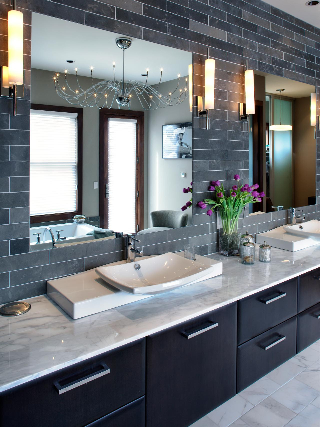 9 Bold Bathroom Tile Designs | HGTV's Decorating & Design ...