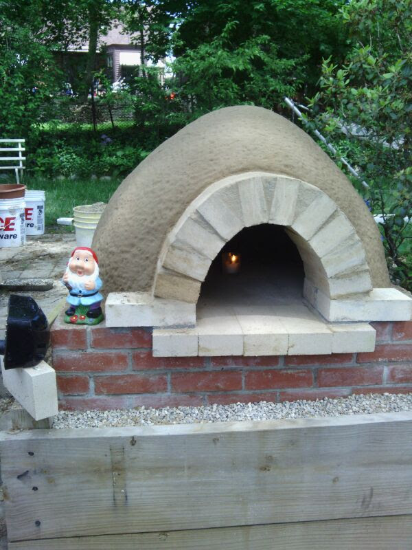 Build Your Own Backyard Pizza Oven | Hackaday