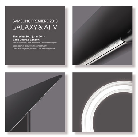 Samsung, Galaxy, Ativ