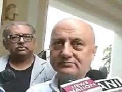 'Award Wapsi' Suddenly Stopped After Bihar Elections: Anupam Kher