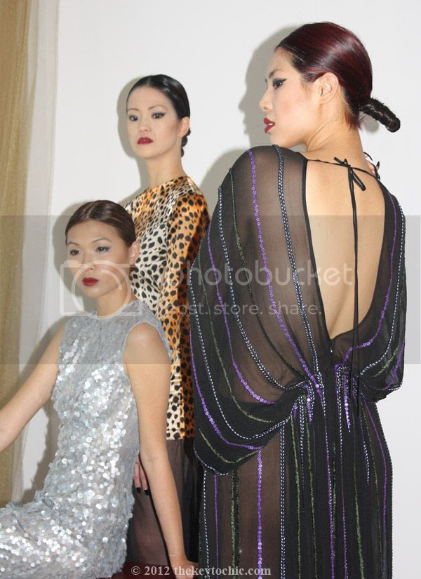 Thai Nguyen fall 2012 collection