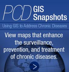 PCD GIS Snapshots