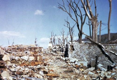 Nagasaki - October 1945
