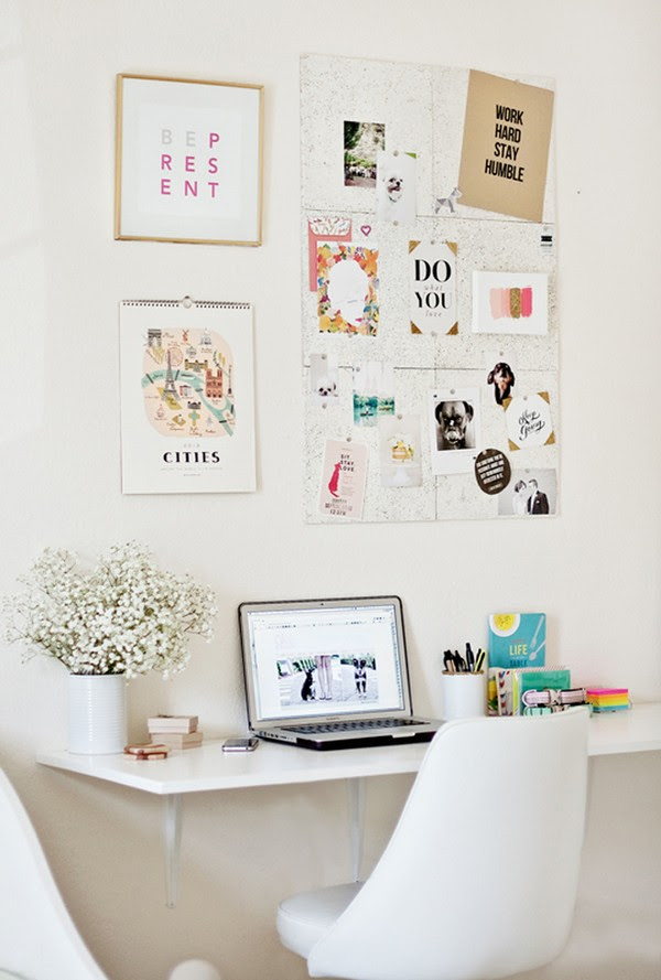 15 Very Small Desk Ideas That Will Save You Much Space