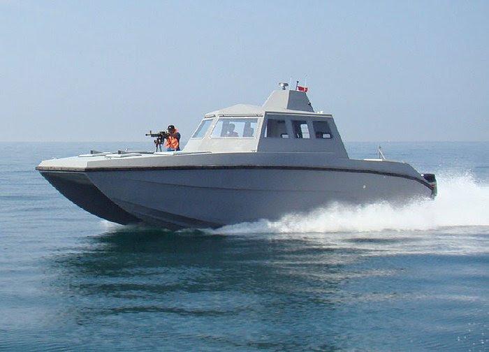 DIY Catamaran Power Boat Plans PDF Download