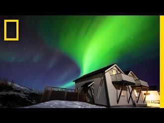 Spectacular Norway Northern Lights / Las Espectaculares Luces del Norte en Noruega