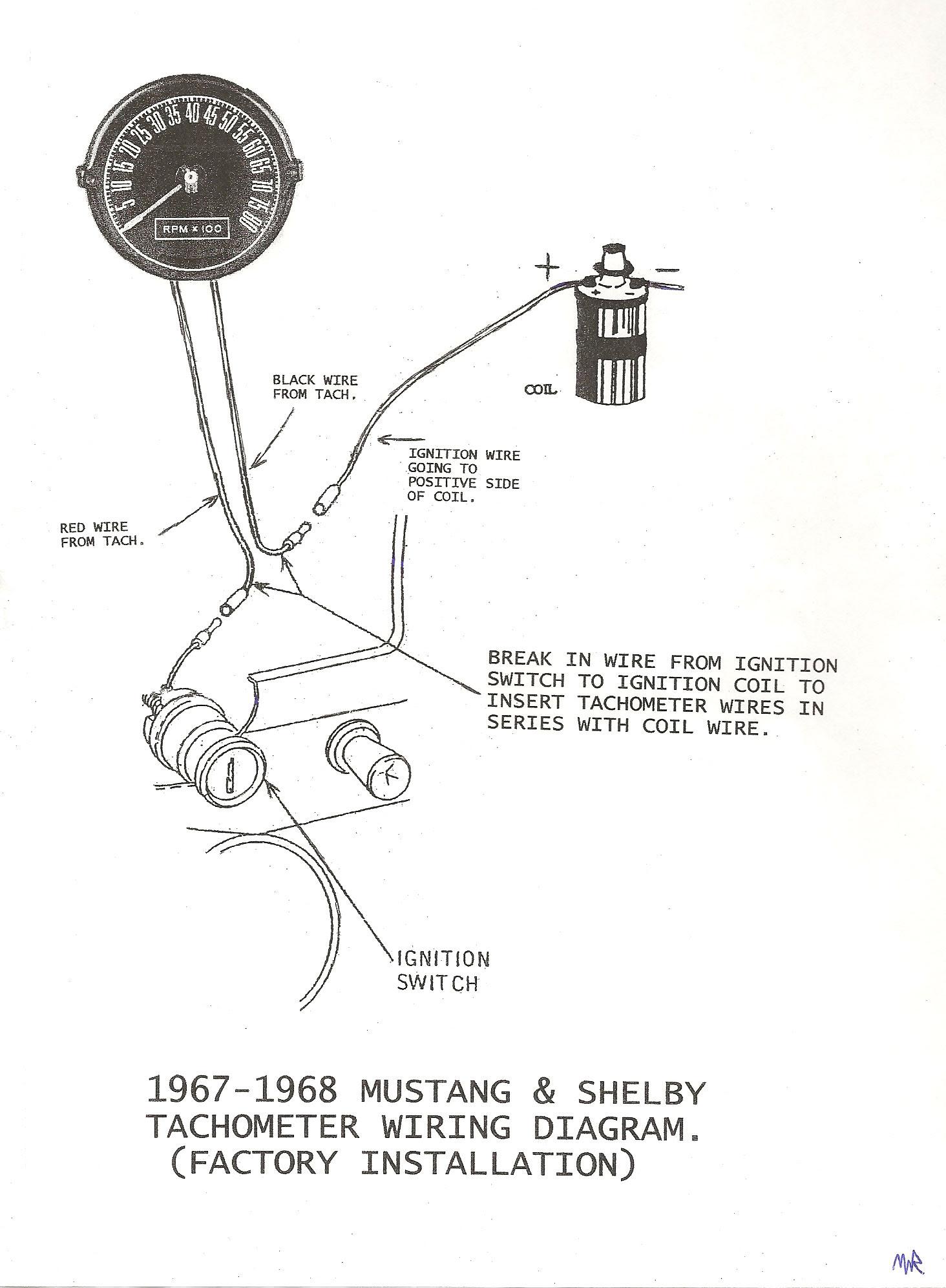 Mustang Tachometer Wiring Wiring Diagram Frame Frame Cfcarsnoleggio It