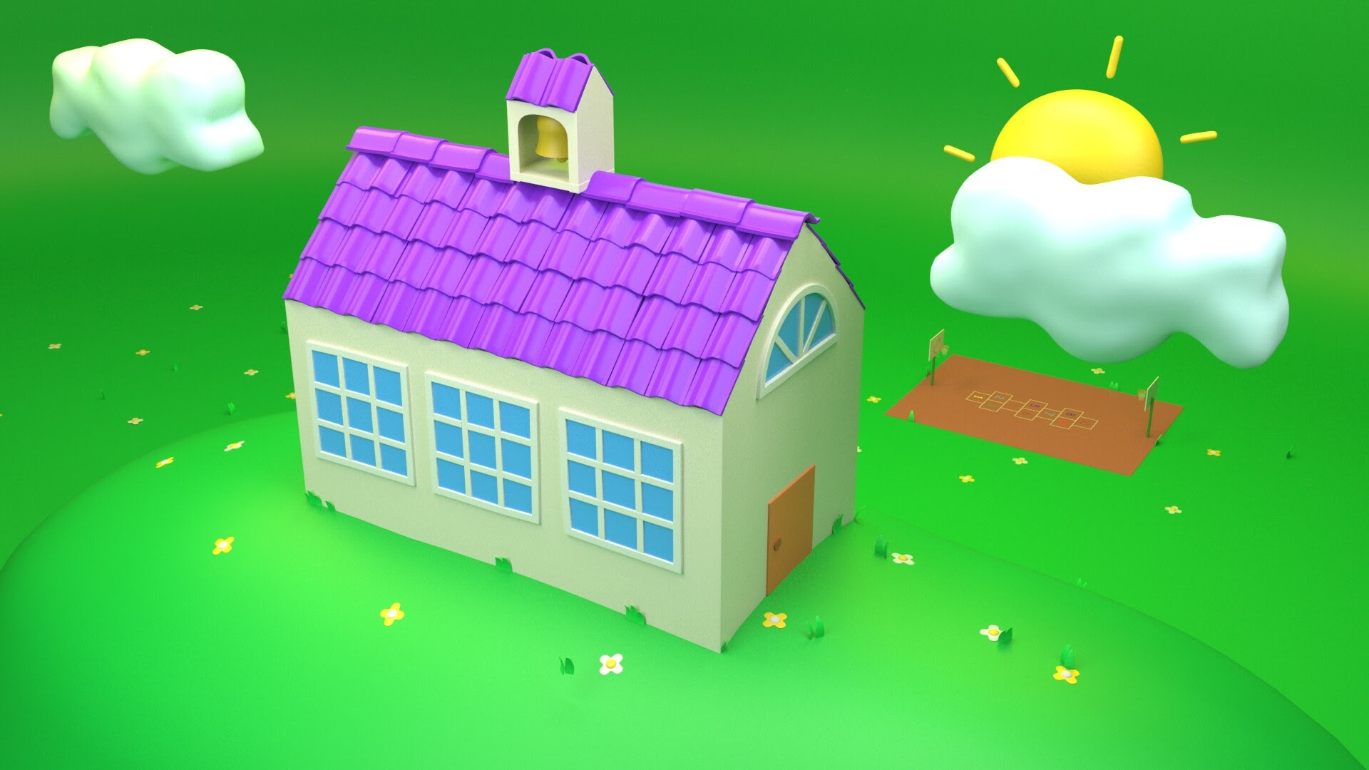 Peppa Pig Wallpapers Top 35 Best Peppa Pig House Backgrounds Download