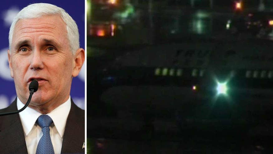 Fox News producer who was on the plane describes the event