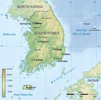 Maanjäristys Kartta