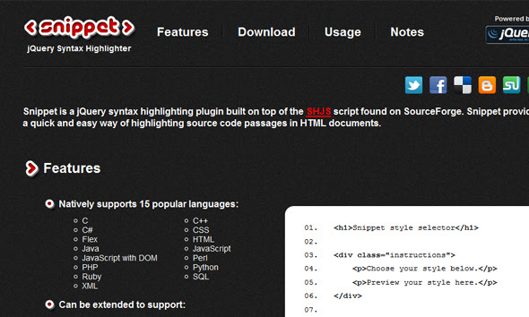 Snippet-new-cool-jquery-plugins-2011