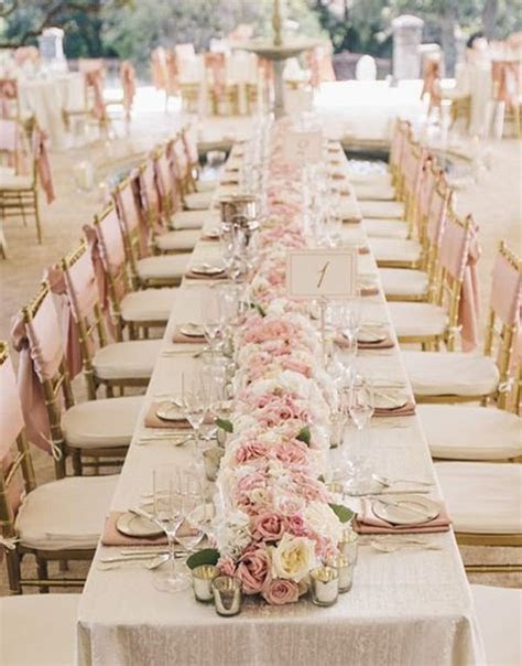 Trending 24 Dusty Rose Wedding Color Ideas for 2017   Oh