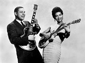 Mickey Baker & Sylvia Van Der Pool