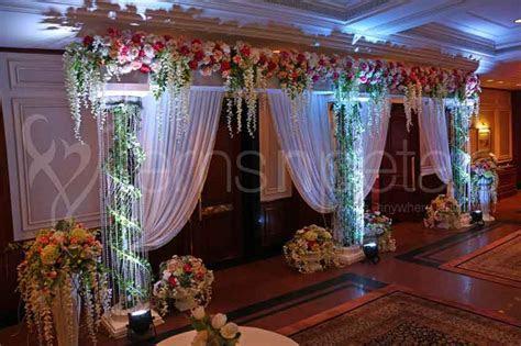 Flower Decoration in Marriages   Wedding Flower