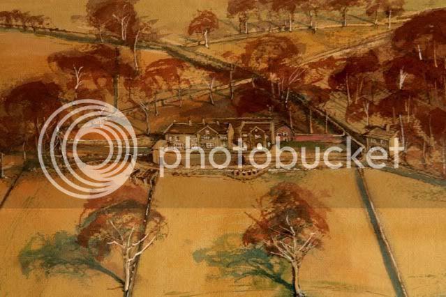 Painting of Lumb Bank