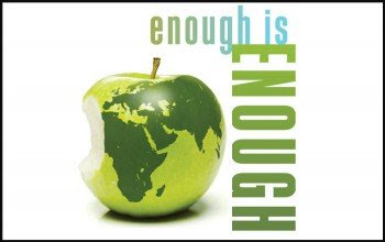 Enough Is Enough: finally a book of practical solutions to restore your hope!