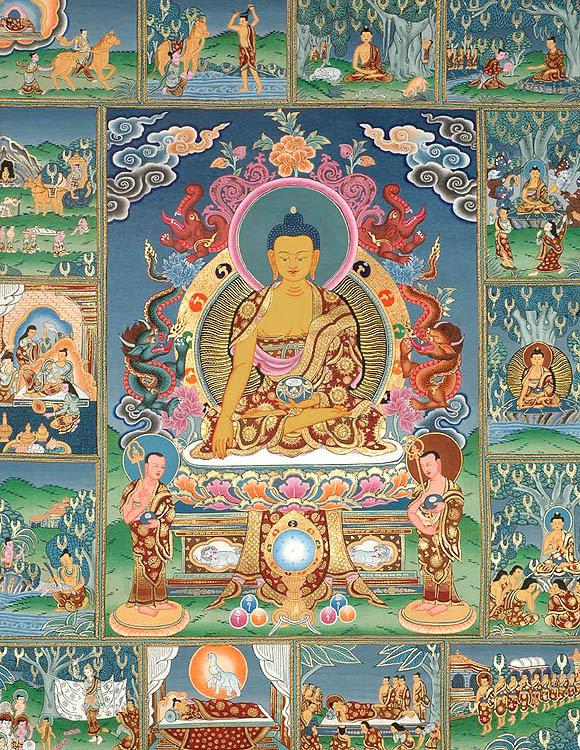 buddha shakyamuni life