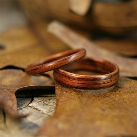 Non Metal Wedding Rings ? Made By Meg Jewelry