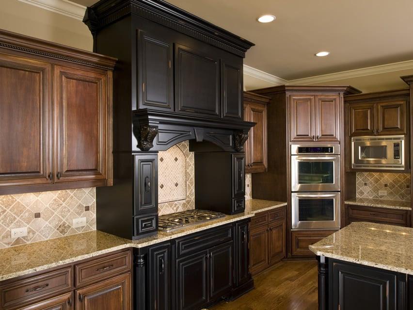 Luxury Kitchen Ideas (Counters, Backsplash & Cabinets ...