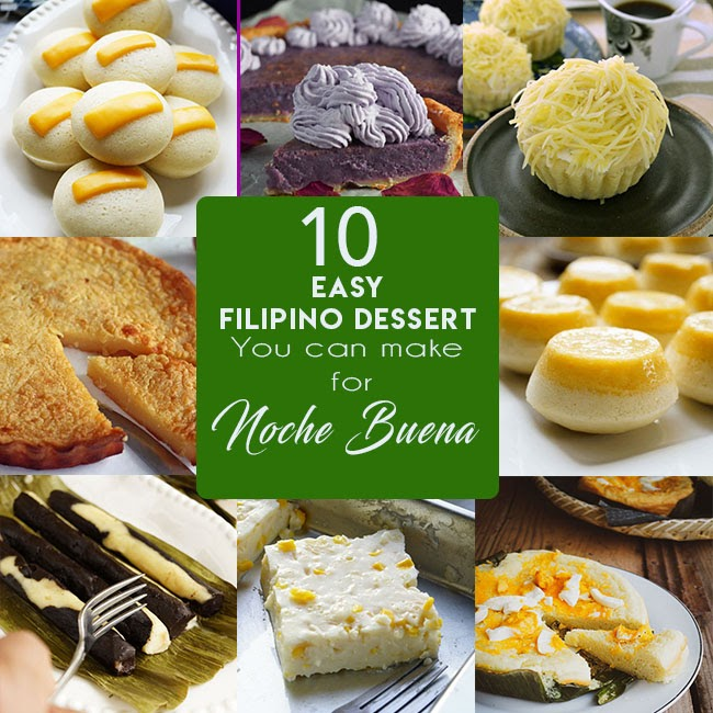 Philippine Christmas Dessert - 8 Christmas Dishes You Can Only Find In The Philippines Jetstar - Check out our christmas dessert selection for the very best in unique or custom, handmade pieces from our shops.