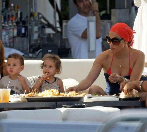 jennifer lopez twins now. Jennifer Lopez#39;s Twins