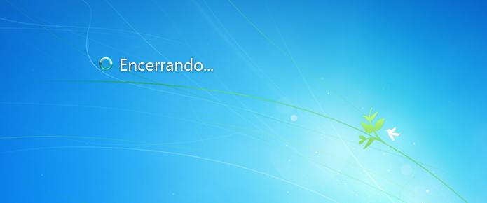 Desligamento demorado? Veja como acelerar o encerramento do Windows (Foto: Reprodução/Edivaldo Brito)