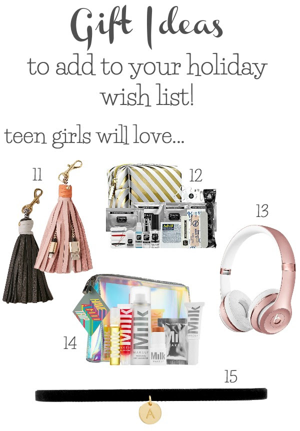 My Fifteen Favorite Christmas Wish List Gifts | Driven by ...