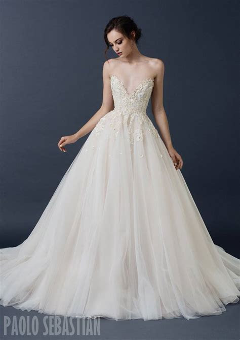 Paolo Sebastian Wedding Dresses   MODwedding
