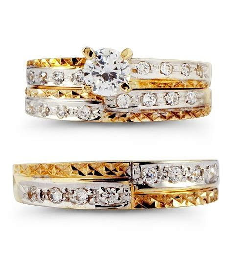 wedding rings sets for him and her   Di Candia Fashion