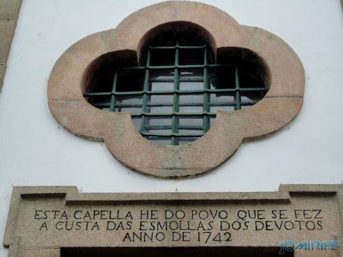 Viseu (34) Capela do Povo 1742 [en] Viseu - Chapel of the People 1742