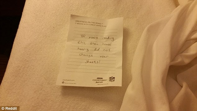 Image result for dirty hotel room meme