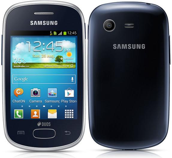 Samsung Galaxy Star Duos1